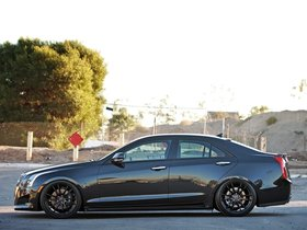 Ver foto 3 de Cadillac ATS D3 2012