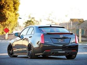 Ver foto 2 de Cadillac ATS D3 2012