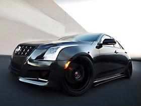 Ver foto 1 de Cadillac ATS D3 2012
