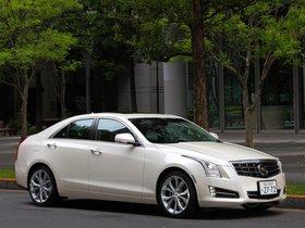 Ver foto 4 de Cadillac ATS Japan 2012