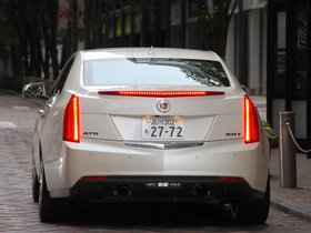 Ver foto 3 de Cadillac ATS Japan 2012