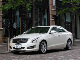 Fotos de Cadillac ATS Japan 2012