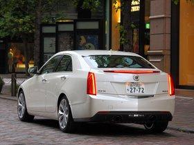 Ver foto 9 de Cadillac ATS Japan 2012