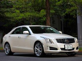 Ver foto 8 de Cadillac ATS Japan 2012