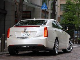 Ver foto 7 de Cadillac ATS Japan 2012