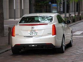 Ver foto 6 de Cadillac ATS Japan 2012