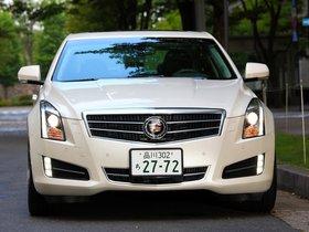 Ver foto 5 de Cadillac ATS Japan 2012