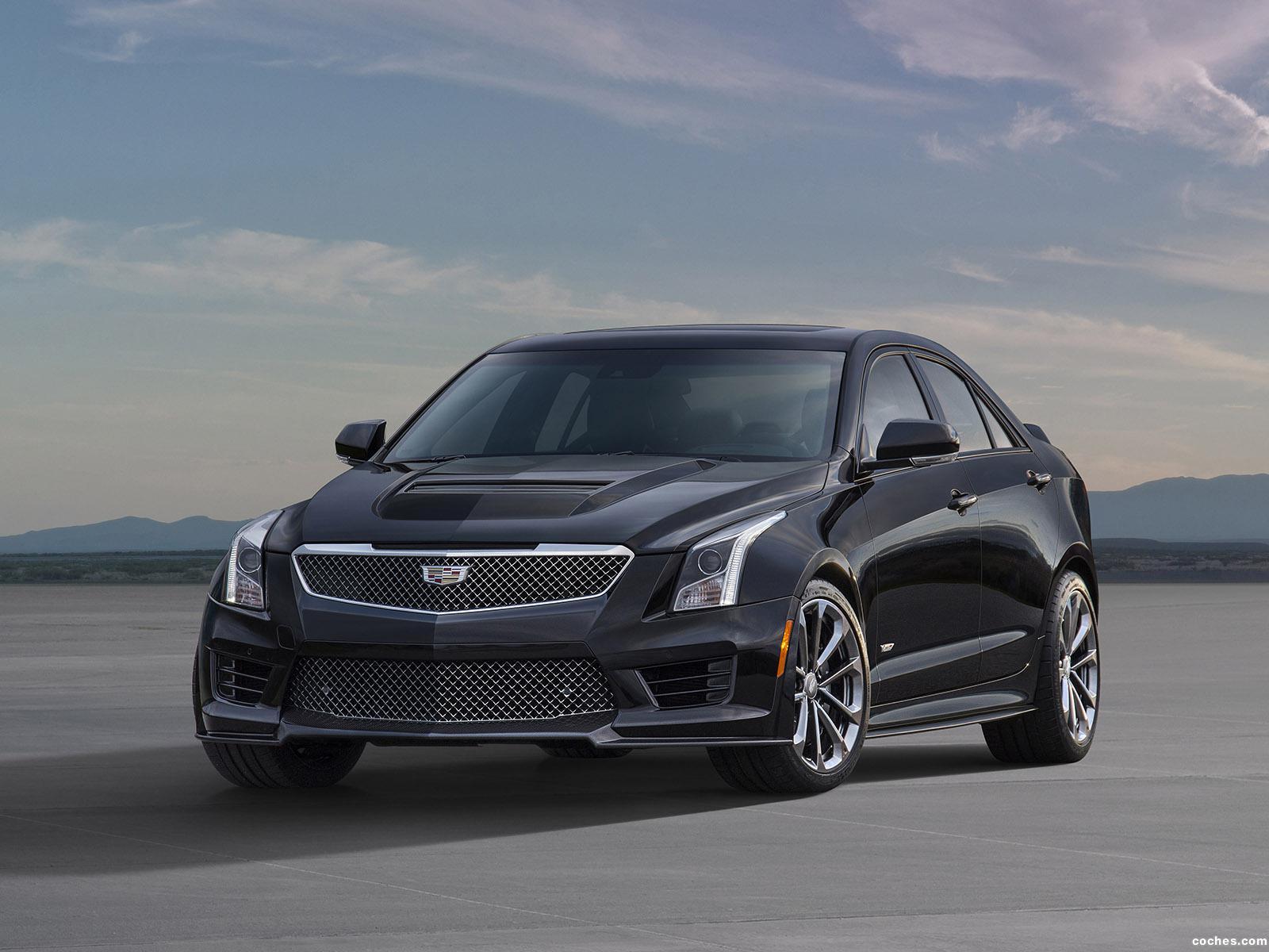 Foto 0 de Cadillac ATS-V 2015