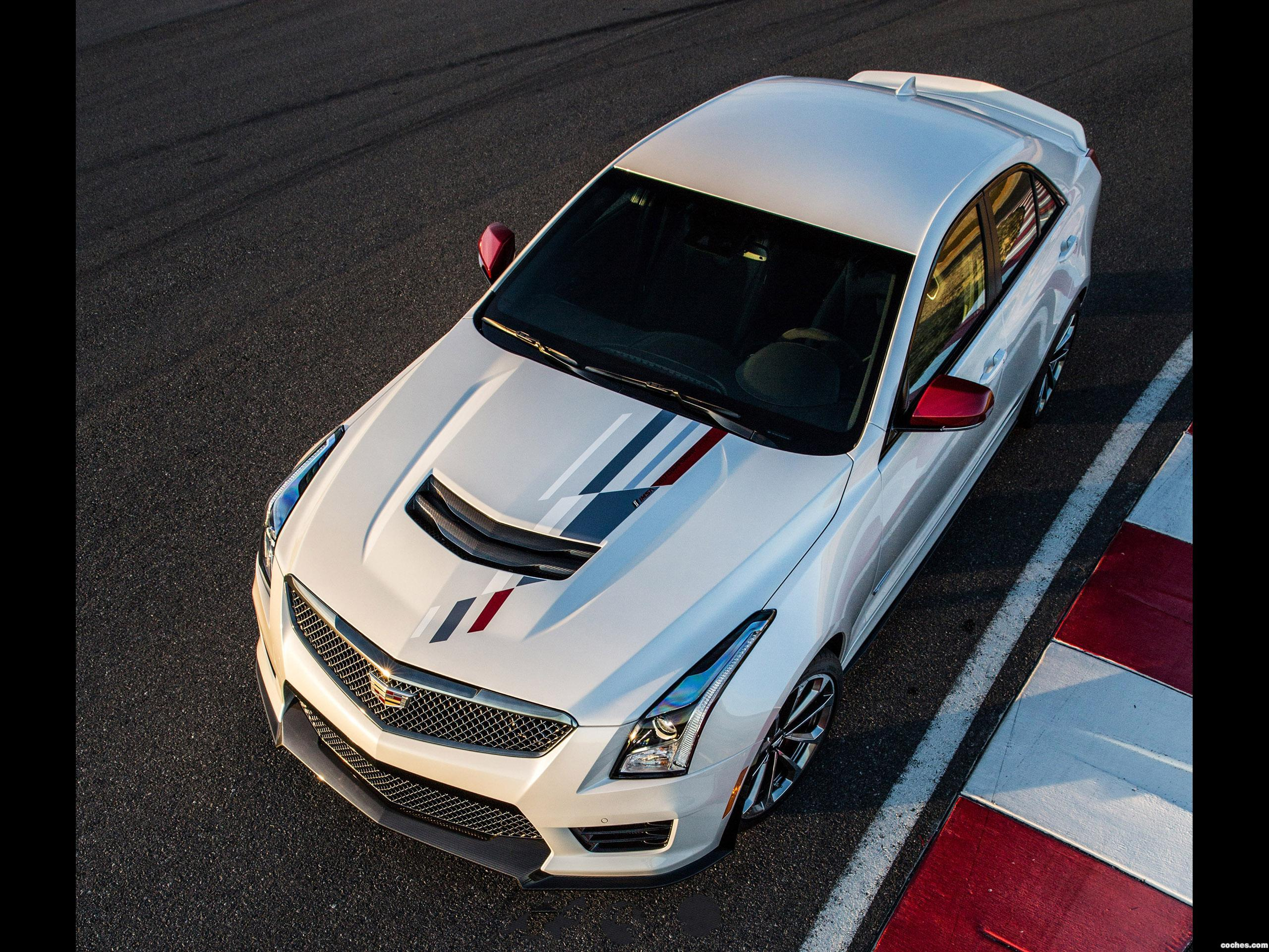 Foto 2 de Cadillac ATS-V Championship Edition 2018