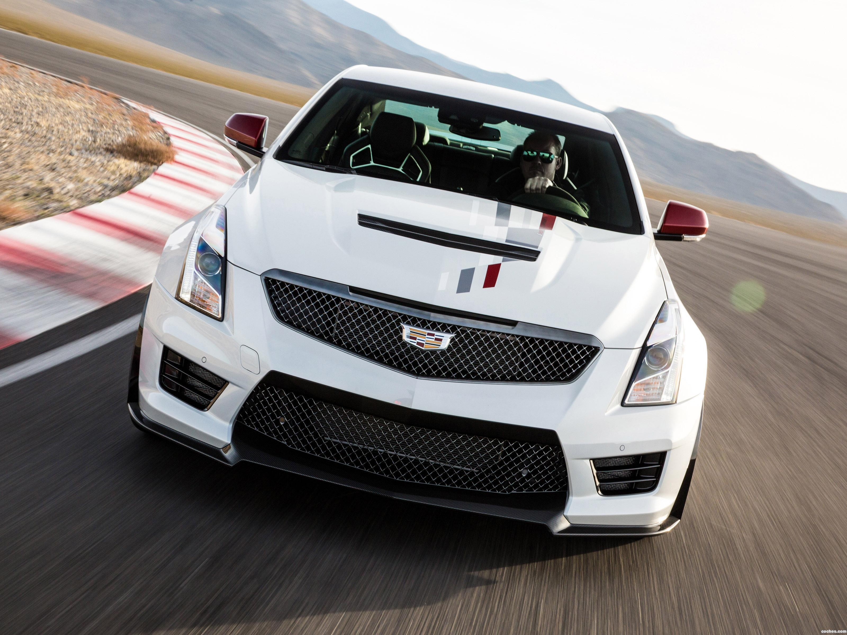 Foto 1 de Cadillac ATS-V Championship Edition 2018