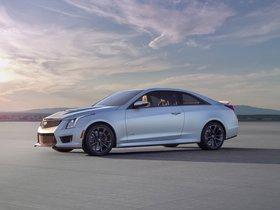 Ver foto 6 de Cadillac ATS-V Coupe 2015