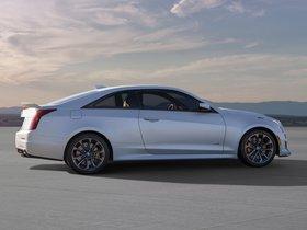 Ver foto 5 de Cadillac ATS-V Coupe 2015