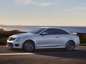 Ver foto 4 de Cadillac ATS-V Coupe 2015
