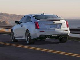 Ver foto 2 de Cadillac ATS-V Coupe 2015
