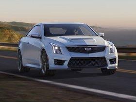 Ver foto 1 de Cadillac ATS-V Coupe 2015