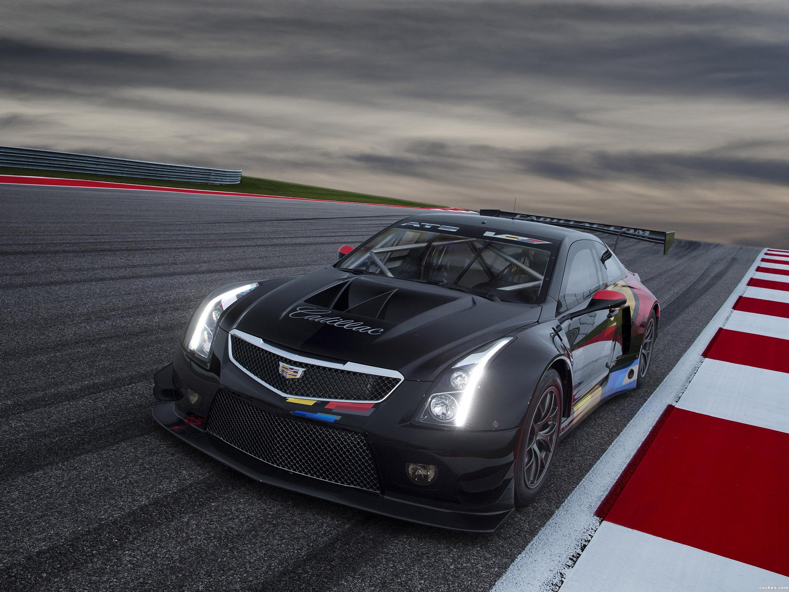 Foto 0 de Cadillac ATS-V.R GT3 2015