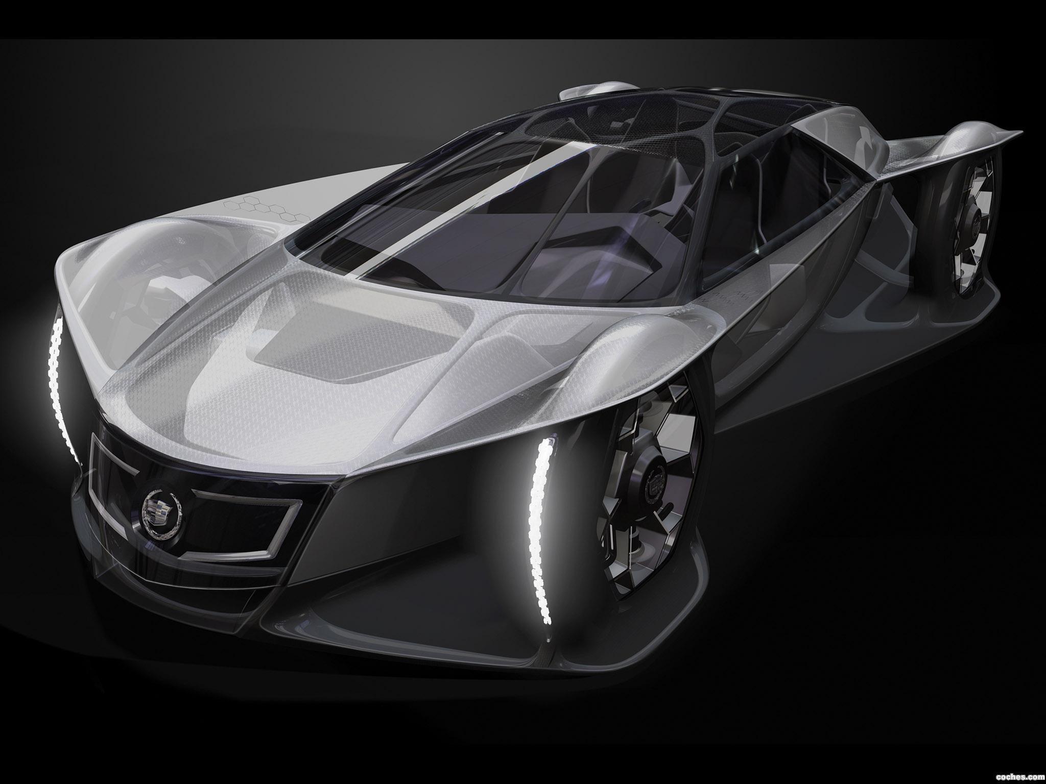 Foto 0 de Cadillac Aera Concept 2010