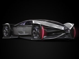 Ver foto 4 de Cadillac Aera Concept 2010