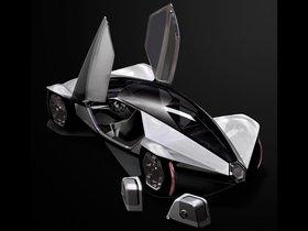 Ver foto 3 de Cadillac Aera Concept 2010