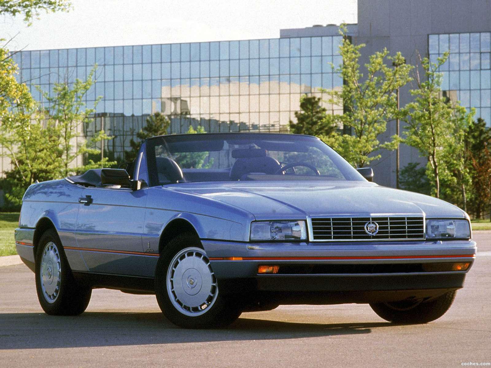 Foto 0 de Cadillac Allante 1989