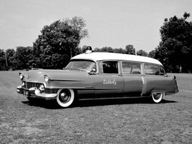 Fotos de Cadillac Ambulance by A. J. Miller 1954