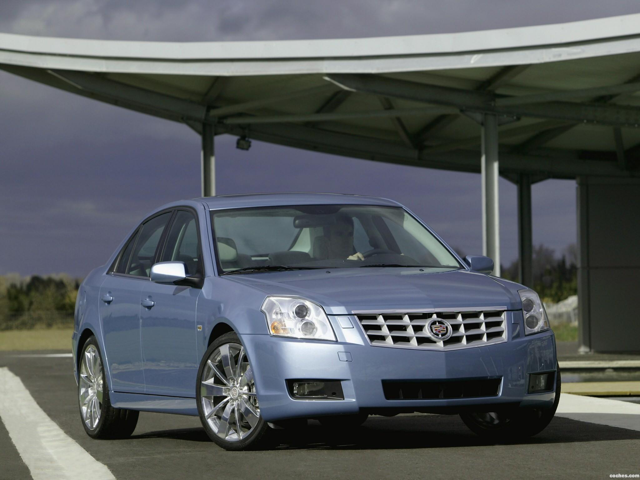 Foto 0 de Cadillac BLS 2005
