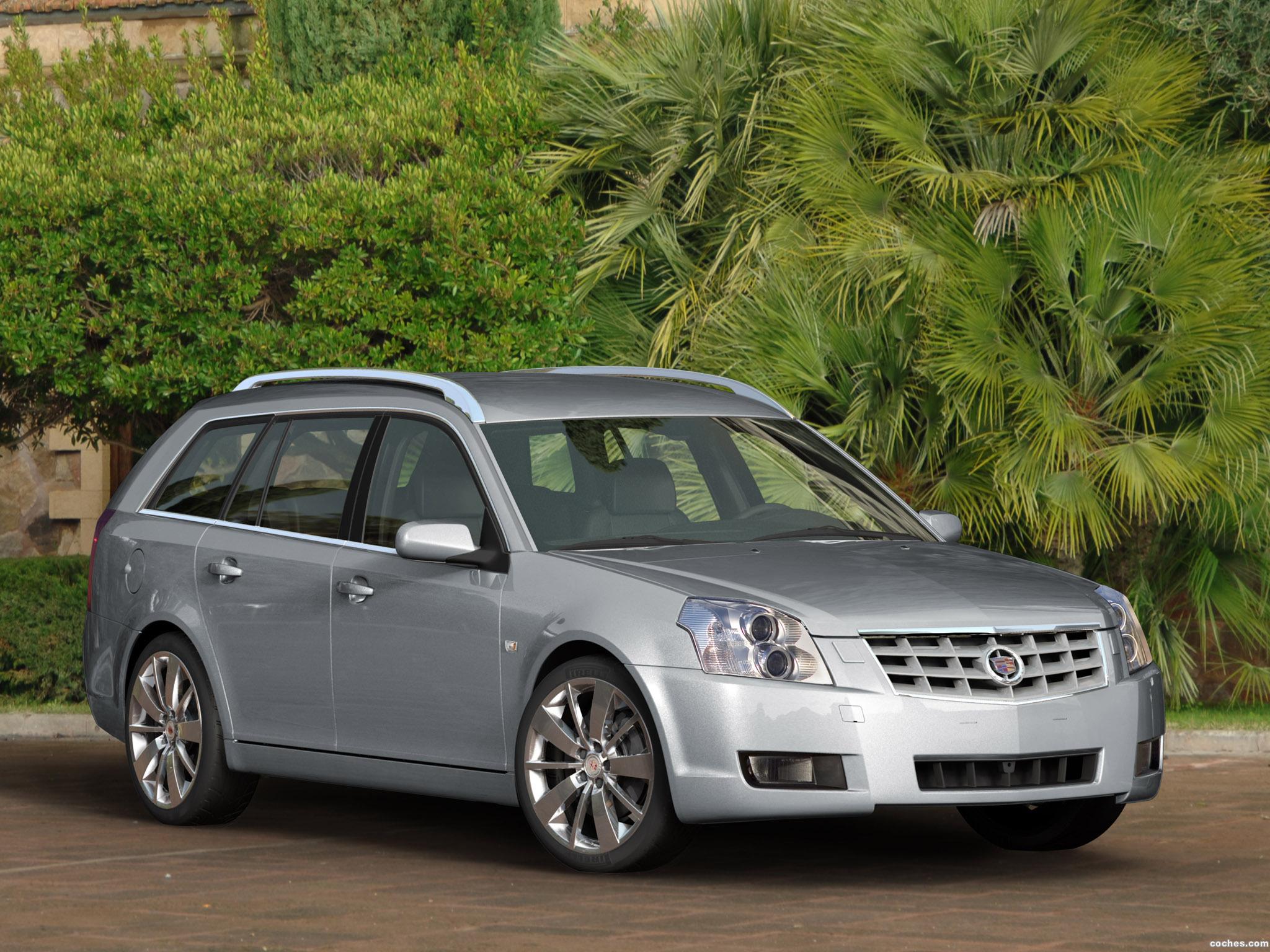 Foto 0 de Cadillac BLS Wagon 2009