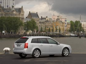 Ver foto 4 de Cadillac BLS Wagon 2009