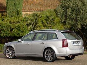 Ver foto 2 de Cadillac BLS Wagon 2009