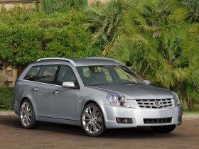 Ver foto 1 de Cadillac BLS Wagon 2009