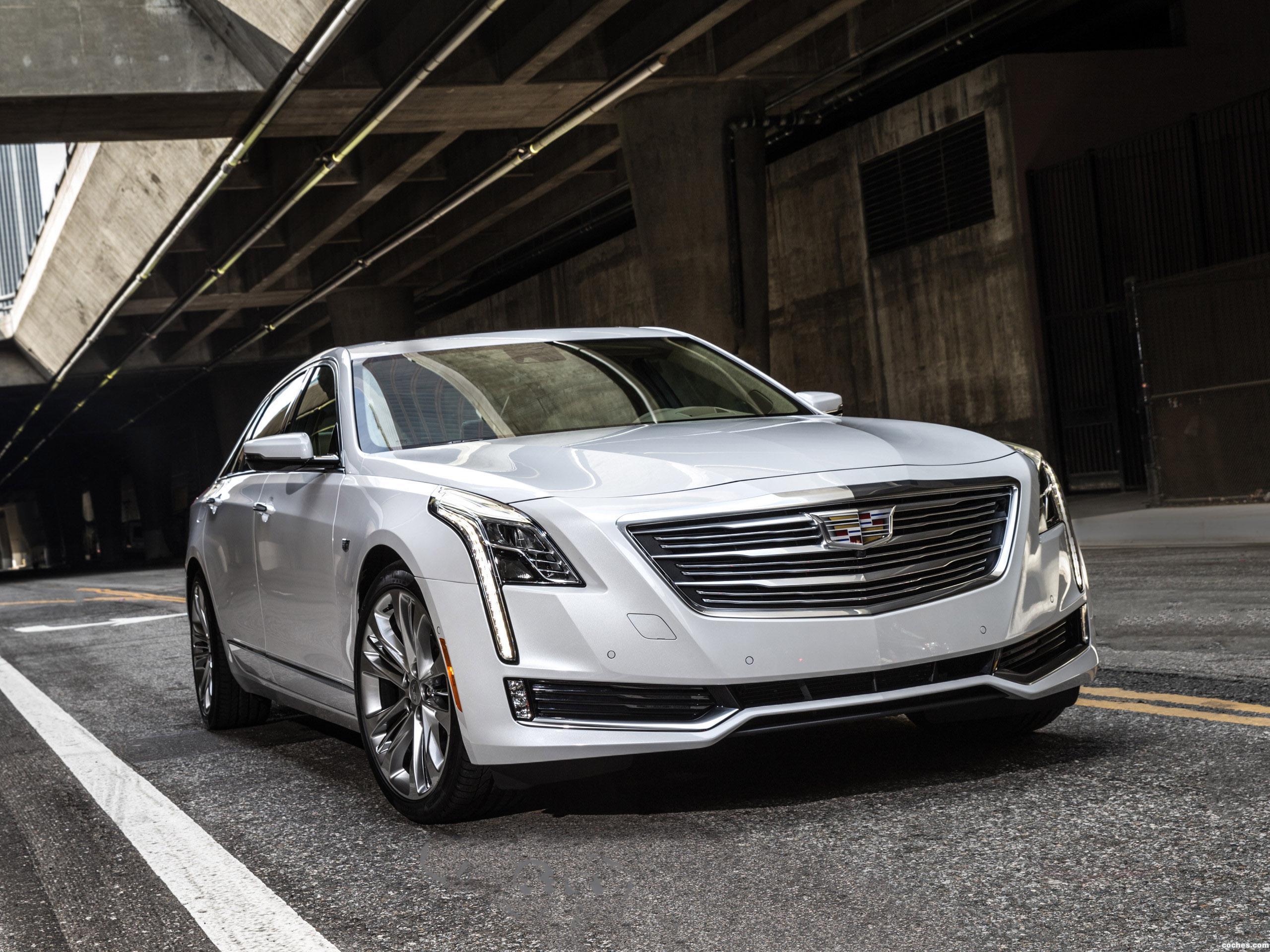 Foto 0 de Cadillac CT6 2015