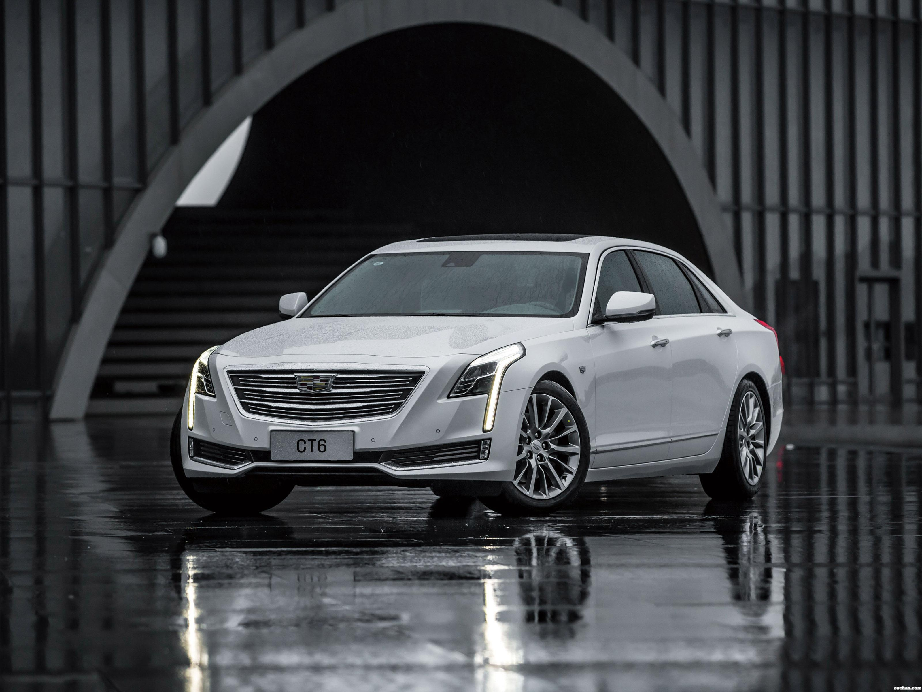 Foto 0 de Cadillac CT6 China 2015