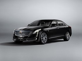 Ver foto 4 de Cadillac CT6 China 2015