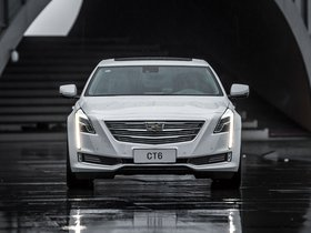 Ver foto 16 de Cadillac CT6 China 2015