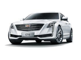 Ver foto 14 de Cadillac CT6 China 2015