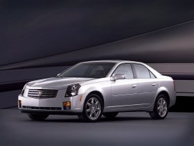 Ver foto 3 de Cadillac CTS 2003