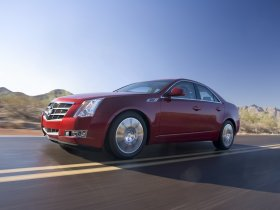 Ver foto 3 de Cadillac CTS 2008
