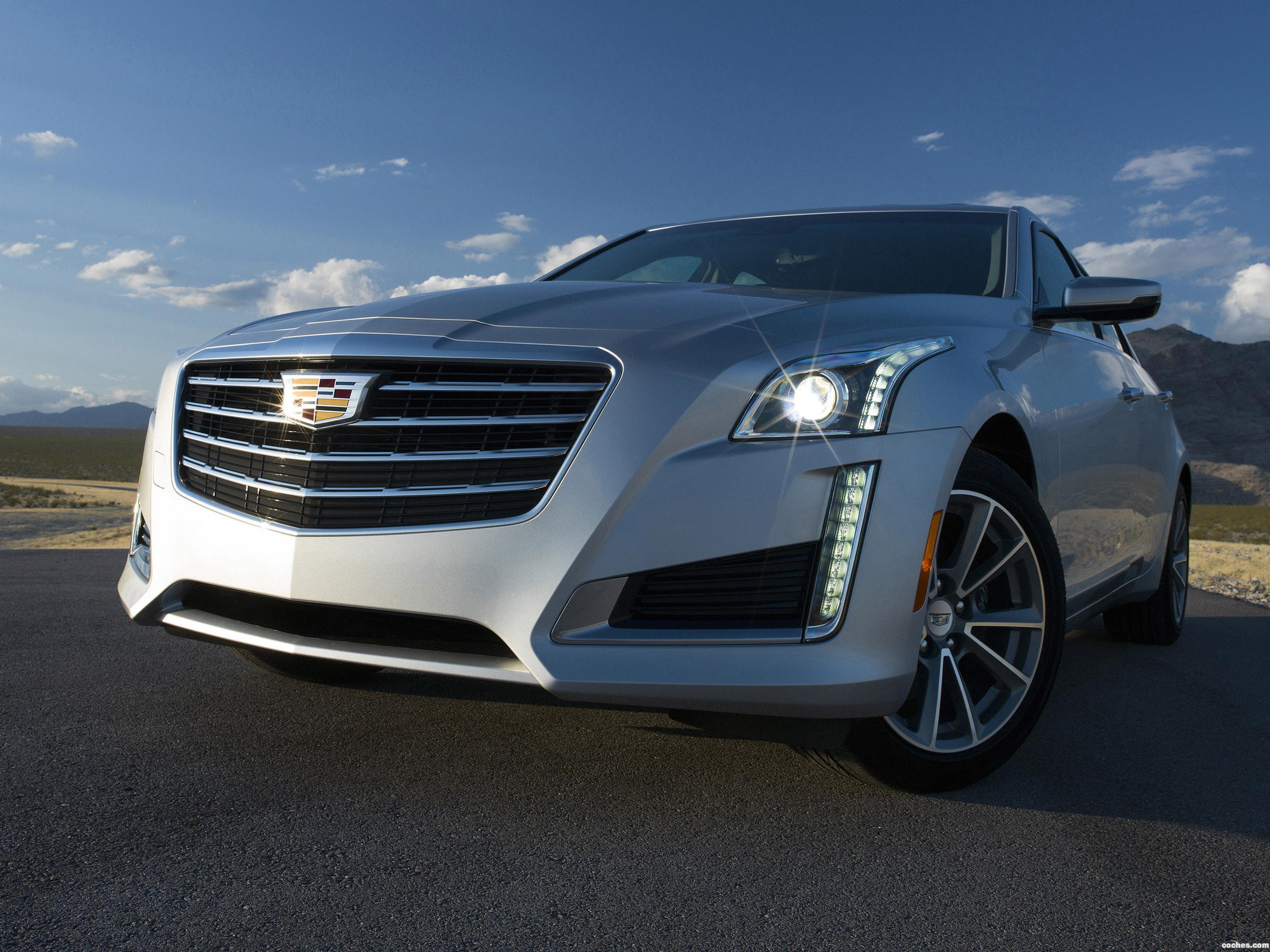 Foto 0 de Cadillac CTS 2016