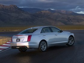 Ver foto 2 de Cadillac CTS 2016