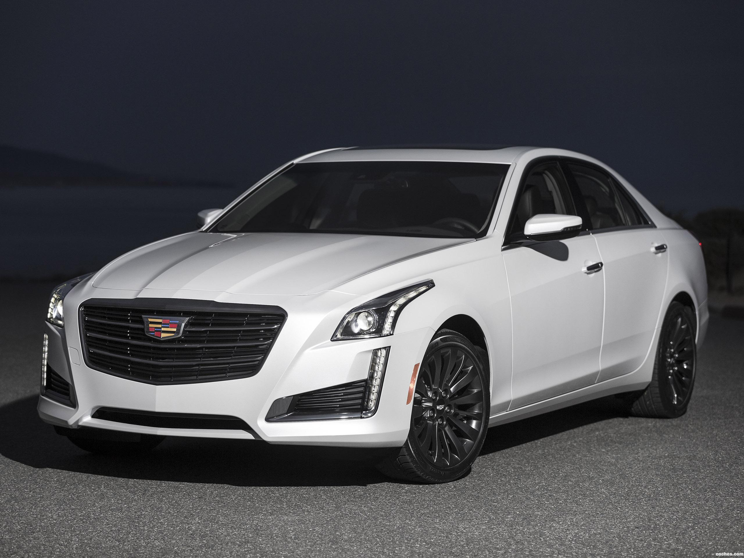 Foto 0 de Cadillac CTS Black Chrome 2016