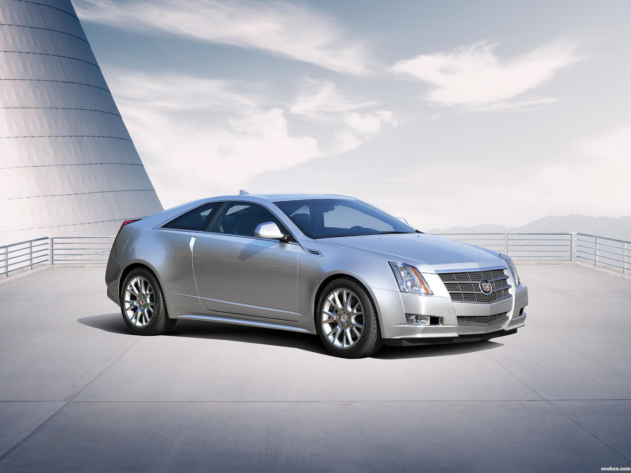 Foto 0 de Cadillac CTS Coupe 2010