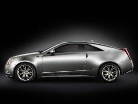 Ver foto 7 de Cadillac CTS Coupe 2010