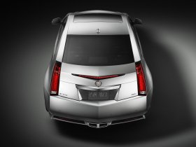Ver foto 6 de Cadillac CTS Coupe 2010