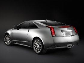 Ver foto 5 de Cadillac CTS Coupe 2010