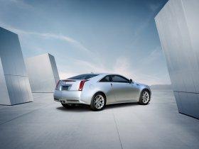 Ver foto 4 de Cadillac CTS Coupe 2010
