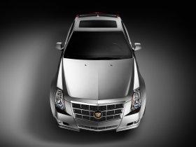 Ver foto 3 de Cadillac CTS Coupe 2010