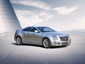 Fotos de Cadillac CTS Coupe 2010