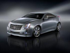 Ver foto 7 de Cadillac CTS Coupe Concept 2008