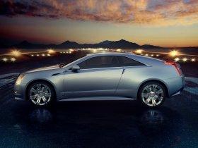 Ver foto 6 de Cadillac CTS Coupe Concept 2008