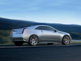 Ver foto 5 de Cadillac CTS Coupe Concept 2008